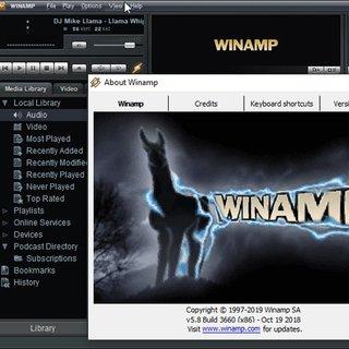 Winamp yıllar sonra resmen geri döndü!