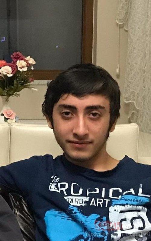 Rize'de dünden beri kayıp olan 16 yaşındaki Kaan'dan kötü haber geldi