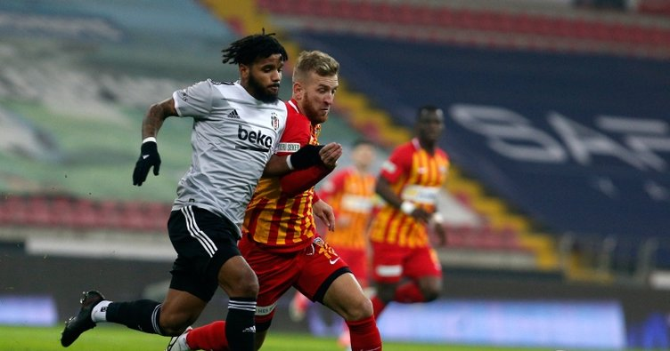Beşiktaş-Kayserispor ve Çaykur Rizespor-Beşiktaş maçlarının tarihleri değişti