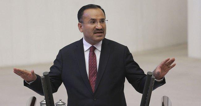 Adalet Bakanı Bozdağ FETÖ için tarih verdi