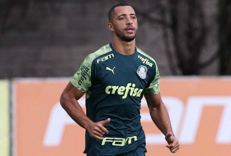 Trabzonspor'un yeni stoperi Palmeiras'tan Vitor Hugo!