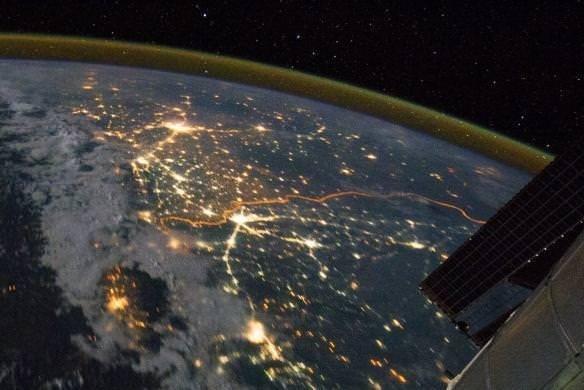 Astronotların gözünden