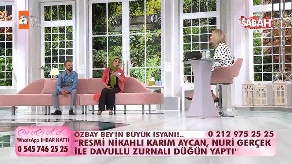 Aycan'ın ablası Gamze'den büyük itiraf!   Esra Erol'da   Video