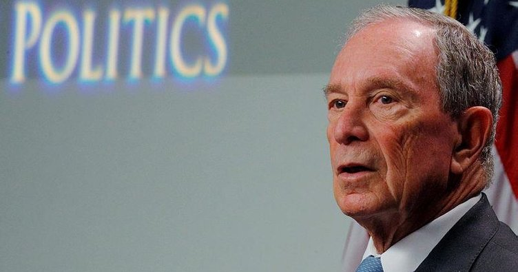 Bloomberg resmen başkan aday adayı