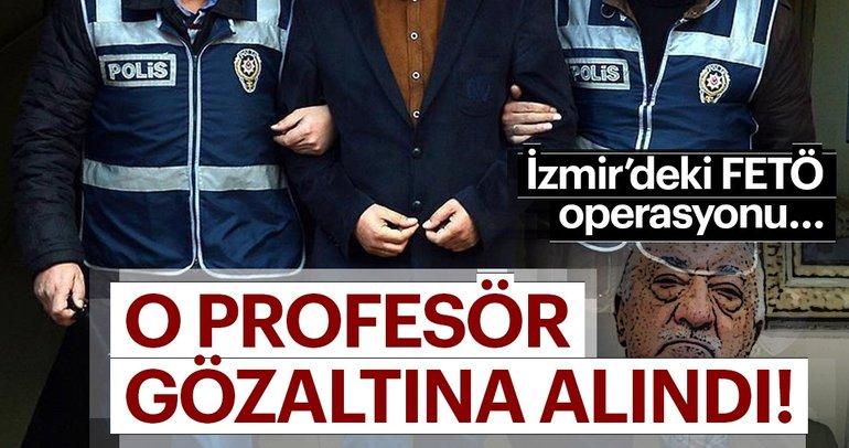 FETÖ operasyonunda Prof. Dr. Atilla Sandıklı da gözaltına alındı!