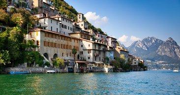 Derin bir nefes alın Lugano'dasınız
