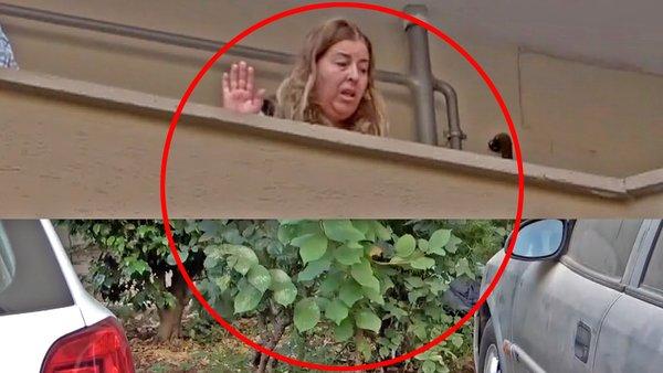 Son dakika haberi: Adana'da apartman bahçesinde dehşete düşüren görüntü! Komşularının cesedini... | Video