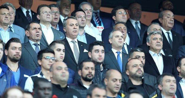 Galatasaray'dan derbi açıklaması
