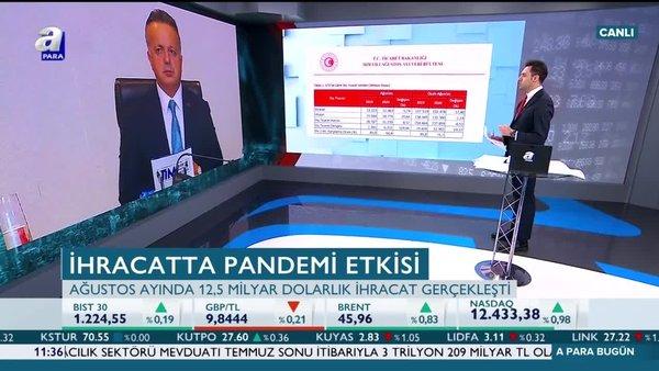 TİM Başkanı İsmail Gülle: Eylül ayı ve sonraki dönemde yüksek ihracat rakamlarının olacağı dönemler olacak