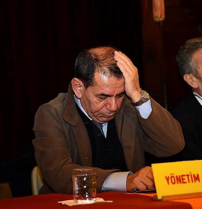Galatasaray alay konusu oldu