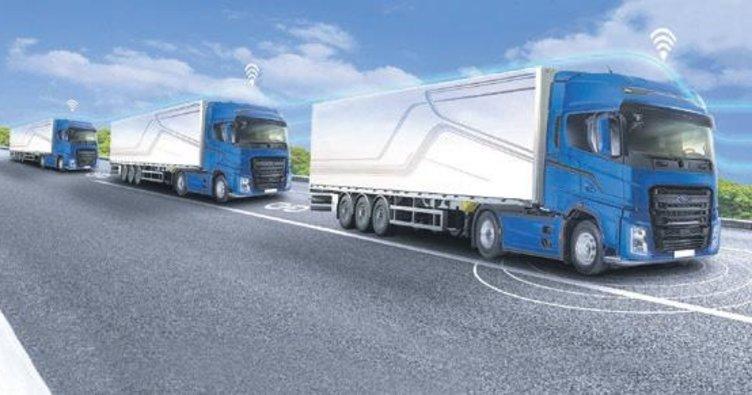 Türk mühendislerden 'konvoy' teknolojisi
