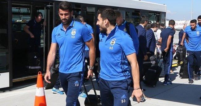 İşte Fenerbahçe'nin Zorya maçı kadrosu