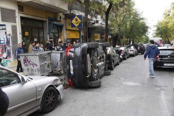 Yanlış yere park etmenin sonu