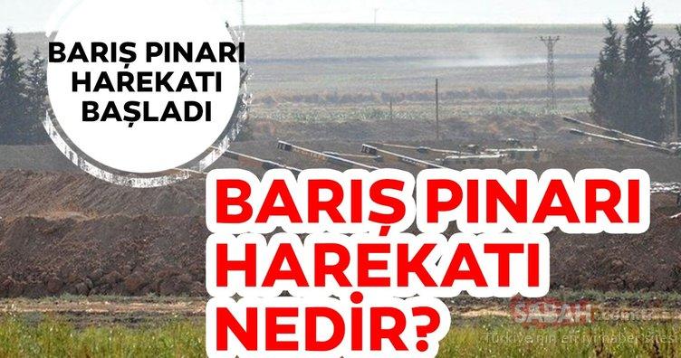 Barış Pınarı Harekatı nedir, nereye yapılıyor? Cumhurbaşkanı Erdoğan'dan 2019 Barış Pınarı açıklaması! Operasyon başladı!