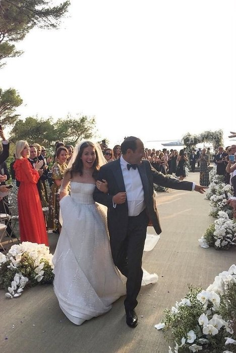 5 milyon dolarlık düğün!
