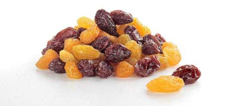 Kuru üzümün faydaları neler? 21 kuru üzümün suyunu içerseniz...