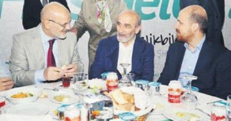 Beykozlular iftar yemeğinde buluştu