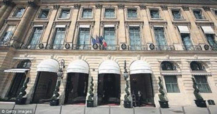 Suudi prensesi Paris'te soydular