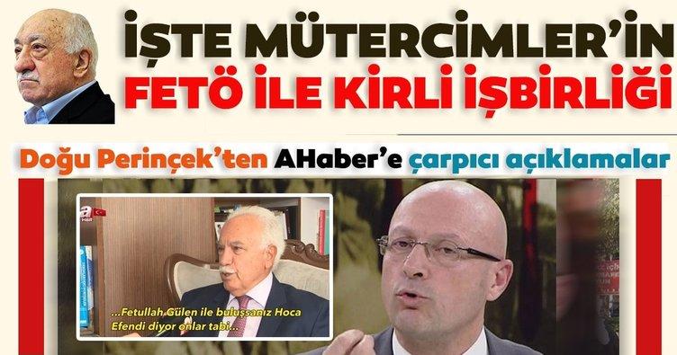Vatan Partisi Genel Başkanı Doğu Perinçek'ten çarpıcı açıklamalar
