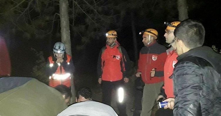 Bursa'da kayıp kadın, 15 saat sonra eve döndü