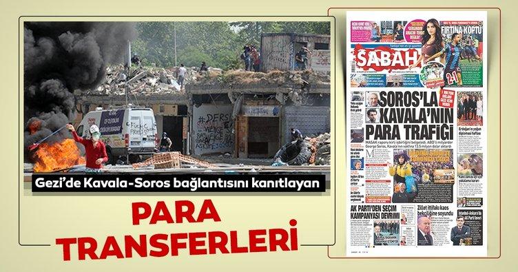 İşte Gezi'de Osman Kavala-George Soros bağlantısını kanıtlayan para transferleri