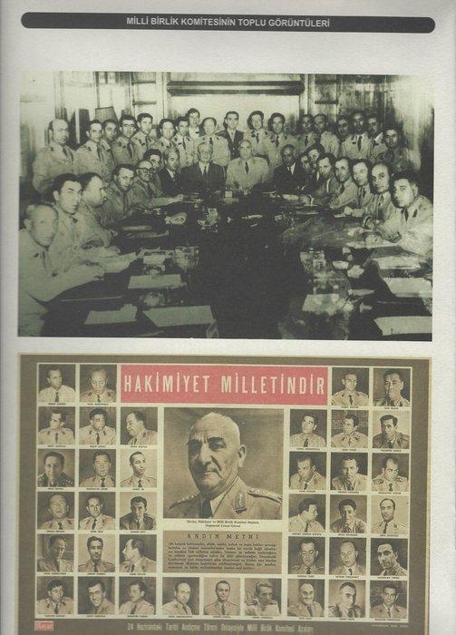 27 Mayıs 1960 darbesinin arşivi yıllar sonra gün yüzüne çıktı!