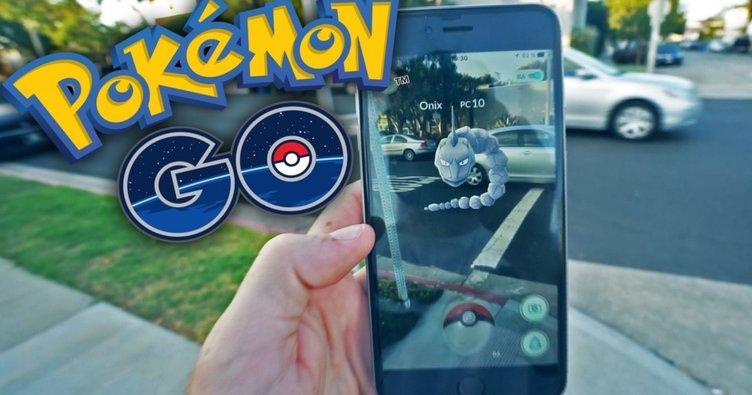 Pokémon Go ile ilgili görsel sonucu
