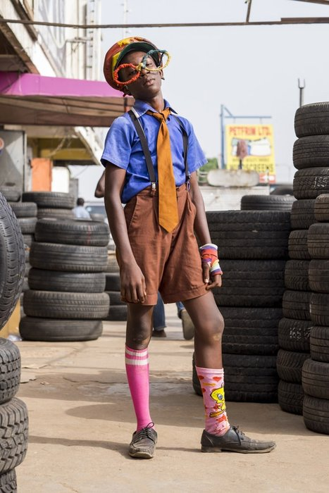 Gana'da günlük yaşam