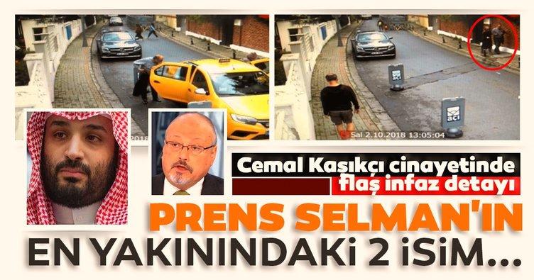 Son dakika: Cemal Kaşıkçı cinayetinde flaş infaz detayı! Prens Selman'ın en yakınındaki 2 isim...