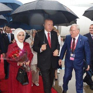 Cumhurbaşkanı Erdoğan'dan Japon gazeteye önemli açıklamalar!