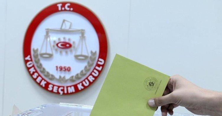 31 Mart seçim yasakları neler? Seçim yasakları resmen başladı!