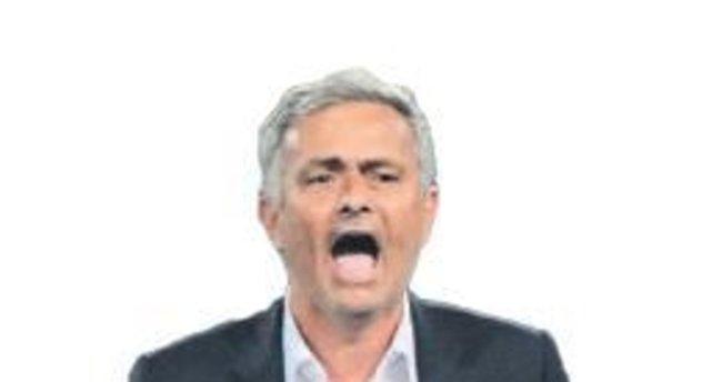 Mourinho'nun isyanı