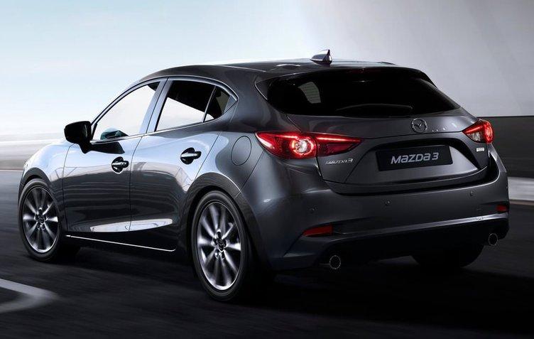 Mazda 3 yenilendi