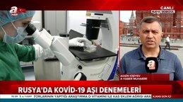 Son Dakika Haberi: Rusya'dan flaş corona virüsü Covid-19 aşısı açıklaması: 10 gün içinde... | Video