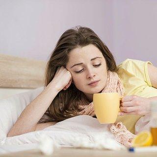 Grip ya da nezleyseniz sakın tüketmeyin!