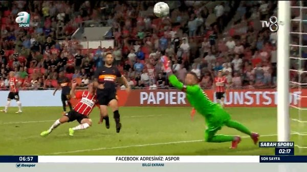 PSV 5 - 1 Galatasaray MAÇ ÖZETİ GOLLER izle! PSV Eindhoven 5 - 1 Galatasaray Şampiyonlar Ligi TV8 MAÇ ÖZETİ İzle