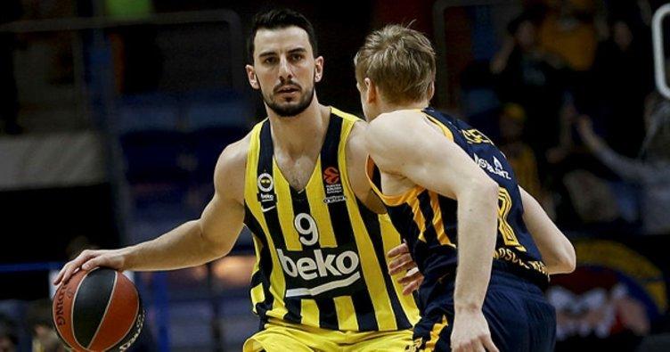 Fenerbahçe Beko Khimki deplasmanında tutunamadı! Khimki 82–68 Fenerbahçe Beko