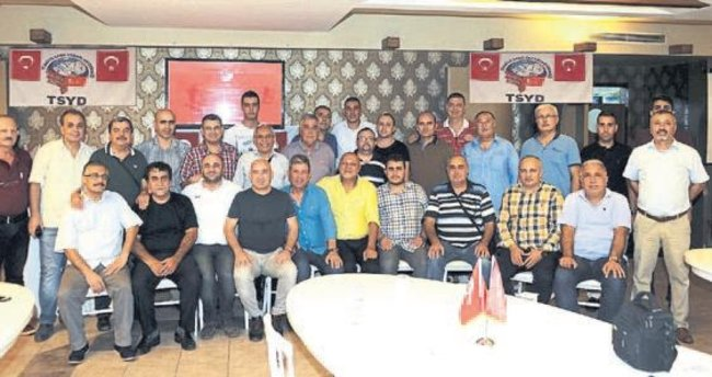 TSYD Adana'dan eğitim semineri
