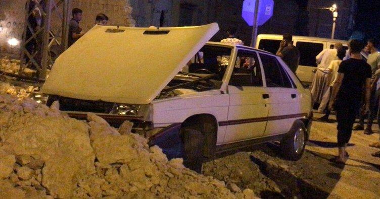 Şanlıurfa de feci kaza 4 kişi yaralandı