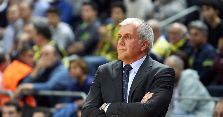 Fenerbahçe Obradovic'in takımdan ayrıldığını açıkladı