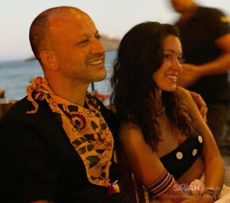 Çukur'un aşıklarından yeni poz! Çukur oyuncuları Rıza Kocaoğlu ile Hazal Subaşı'ndan aşk dolu paylaşım...