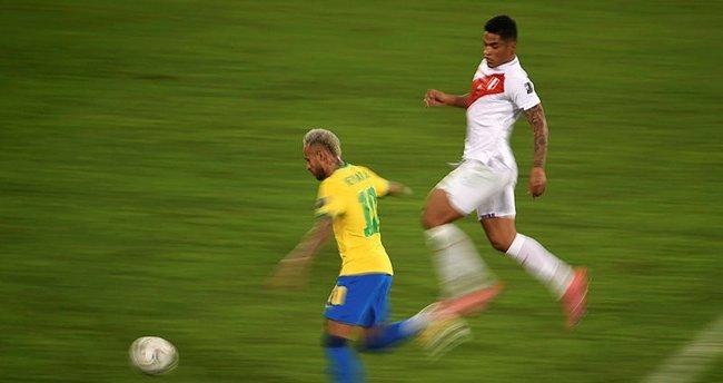 Neymar sahneye çıktı! Brezilya sürprize izin vermedi...
