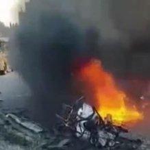 Suriye'de bombalı araç patladı