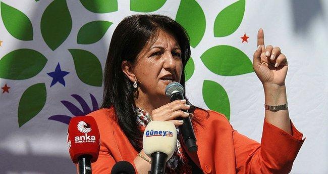HDP'li Pervin Buldan, CHP ve İYİ Parti'ye resti çekti: Bizden aynı tavrı beklemeyin - Son Dakika Haberler