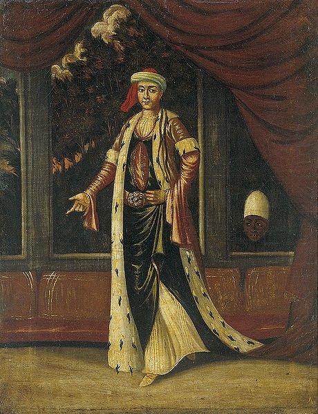 Fransa'da Türk modası