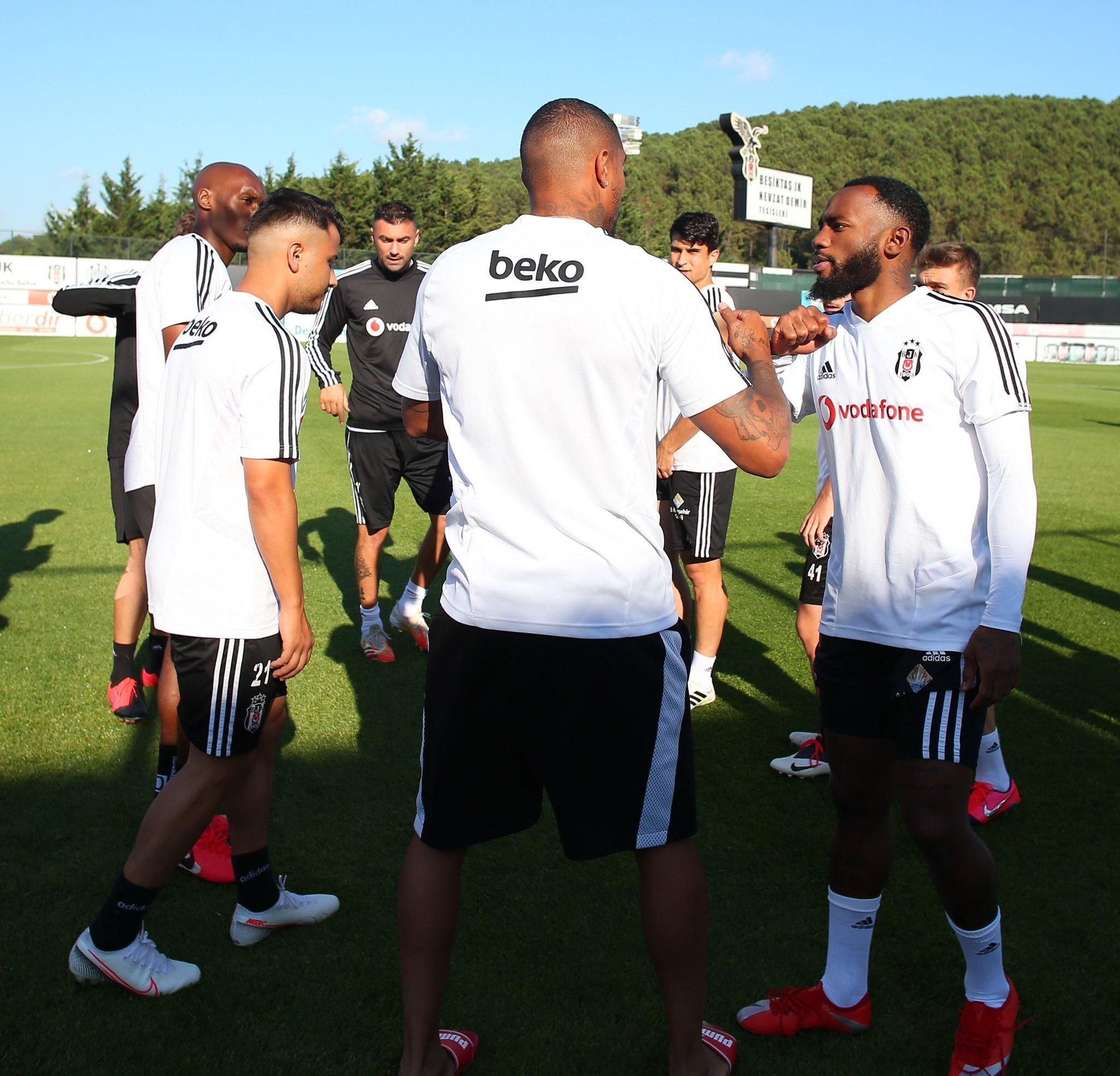 besiktasta kevin prince boateng besiktasa veda etti 1595523965000 - Son dakika: Beşiktaş'ta Kevin-Prince Boateng takımdan ayrıldı