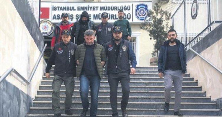 Rüşvet alan polislere gözaltı