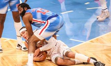 James Harden yeni takımı Brooklyn Nets kariyerine rekorla başladı