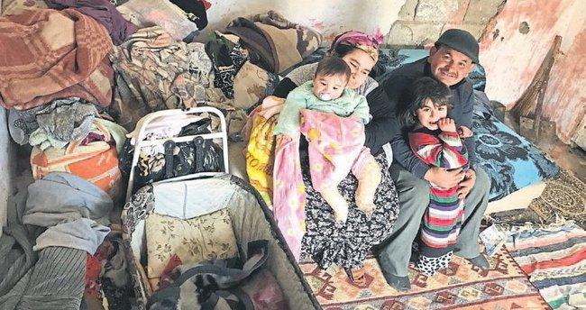 Eren ailesine devlet yardım elini uzattı