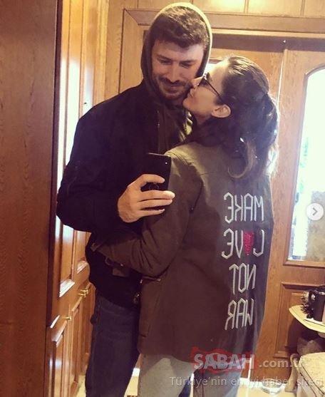 Rojda Demirer sosyal medyadan paylaştı sevgilisi bakın kim çıktı! Aşk kokan tatil pozu!